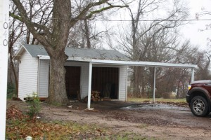 1040 8th Street Shed